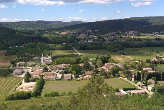 Le Mas du Colombier - location - Saint-Michel d'Euzet